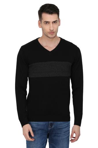 LOUIS PHILIPPE SPORTS -  BlackSportswear - Main