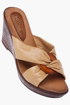 CATWALKWomens Casual Wear Slipon Wedges - 202917532