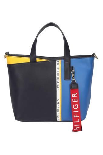 TOMMY HILFIGER -  NavyHandbags - Main
