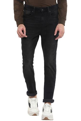 UNITED COLORS OF BENETTON -  Black Jeans - Main