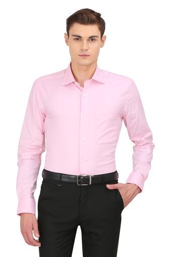 LOUIS PHILIPPE -  Pink MixShirts - Main