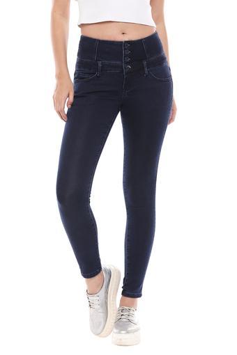 DEAL JEANS -  Dark BlueJeans & Jeggings - Main