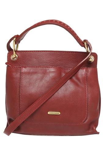 HIDESIGN -  Red Handbags - Main