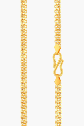 Mens 22 KT Gold Chain - 201391341