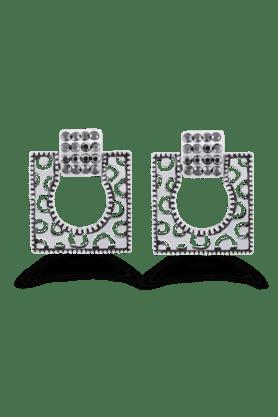 JAZZFancy Design Silver Colour Earrings For Womens