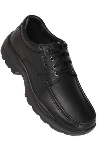 WOODLAND -  Black Casuals Shoes - Main