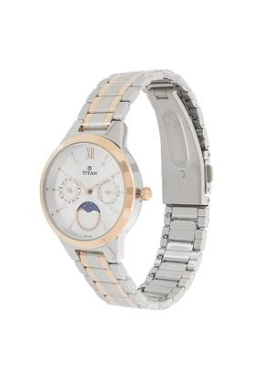Womens Analogue Stainless Steel Watch - 2590KM01