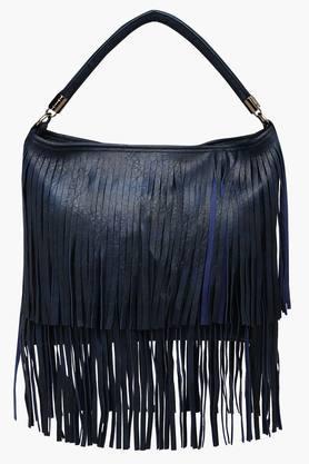 E2OWomens Casual Zipper Closure Shoulder Bag
