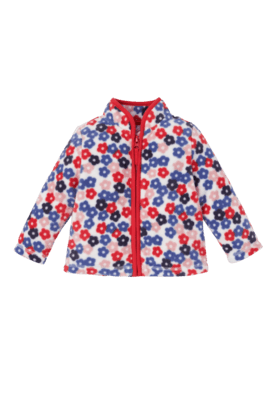 MOTHERCARE Girls Cotton Printed Jacket