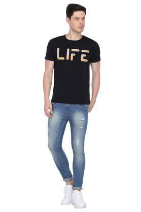 LIFE - BlackT-Shirts & Polos - 3