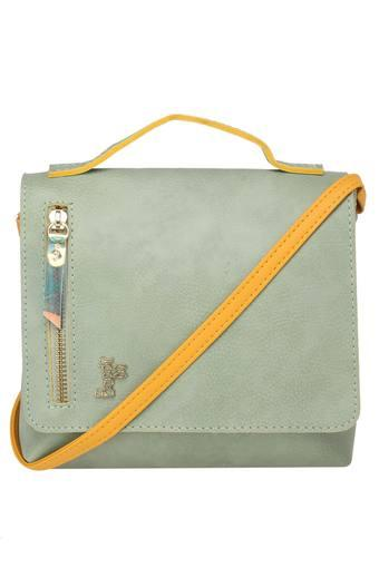 BAGGIT -  Green Handbags - Main