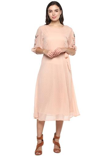 FRATINI WOMAN -  Blush Dresses - Main