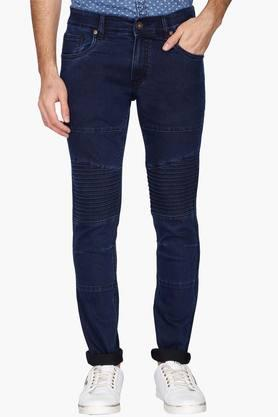 Vettorio Fratini Jeans (Men's) - Mens 5 Pocket Mild Wash Jeans