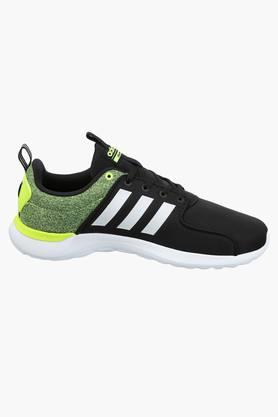 ADIDAS Mens Canvas Lace Up Sport Shoes  ...