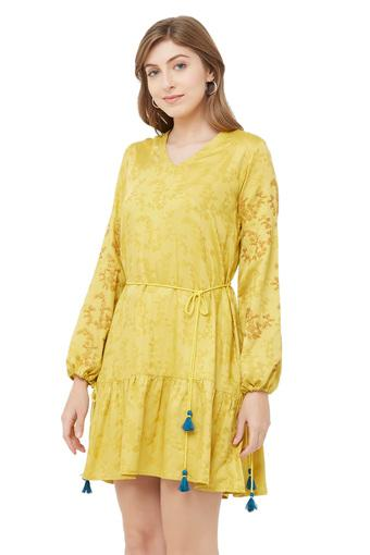 SOIE -  Yellow Dresses - Main