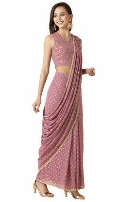 INDYA - PinkWomen Ethnic Wear - 2