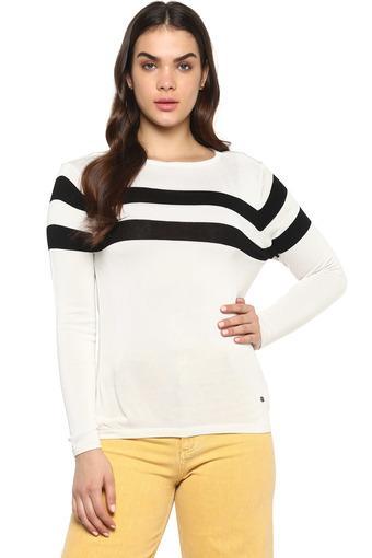 ALLEN SOLLY -  WhiteWinterwear - Main