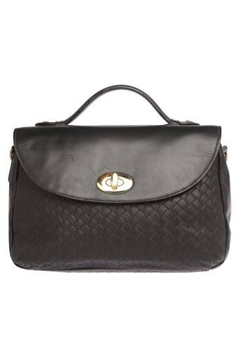 HIDESIGN -  Black Handbags - Main