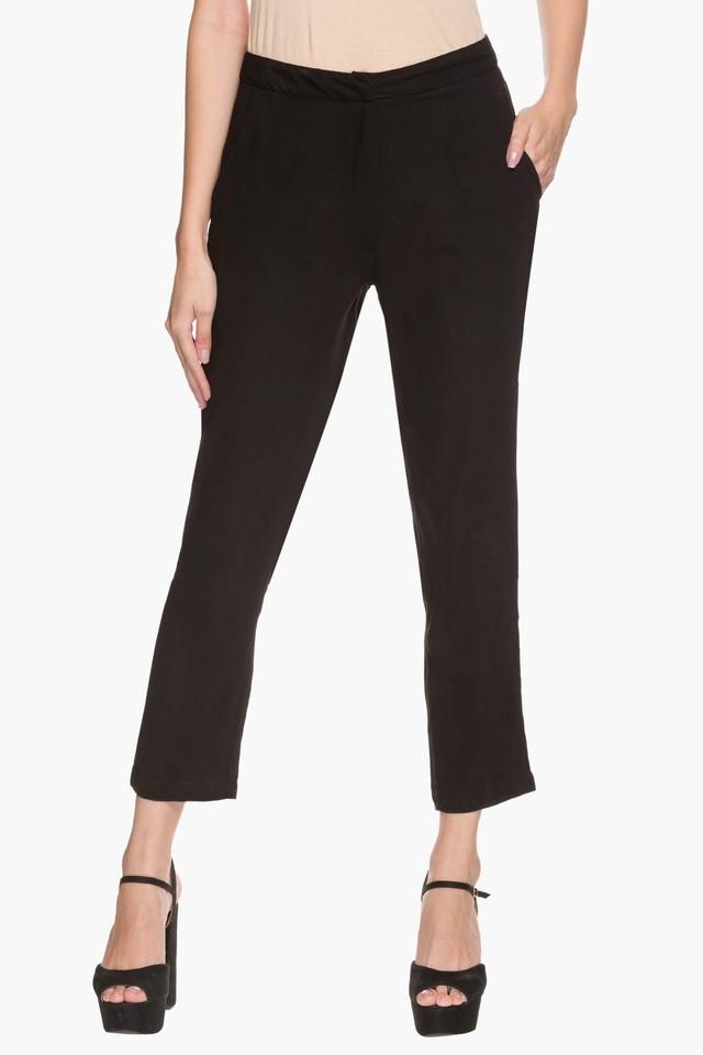 Womens Straight Fit Pants