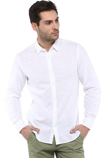 UNITED COLORS OF BENETTON -  White Shirts - Main