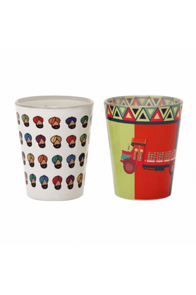 THE ELEPHANT COMPANY Shot Glasses - Paji Truck