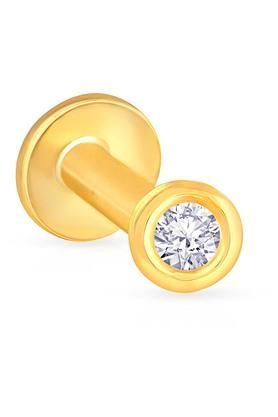 MALABAR GOLD AND DIAMONDSWomens Diamond Nosepin UINSP00416