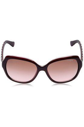 Womens Oversized UV Protected Sunglasses - 0Vo2871S22621456