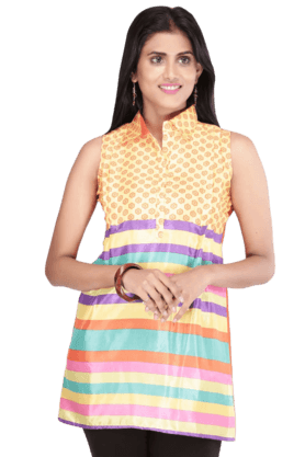 STOP Women Cotton Kurta - 9860250