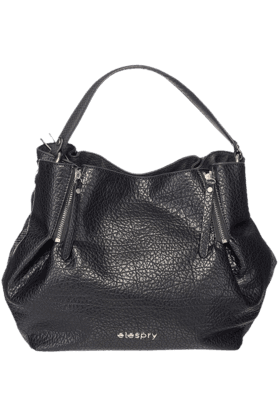 ELESPRY Womens PU Satchel Handbag (Use Code FB20 To Get 20% Off On Purchase Of Rs.1800)