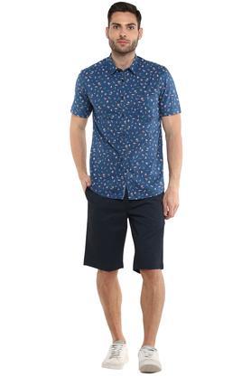PARX - BlueCasual Shirts - 3