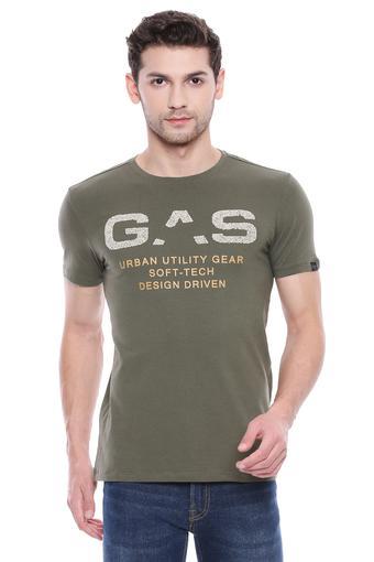 GAS -  OliveT-shirts - Main