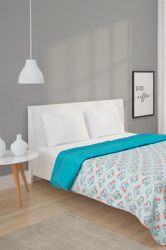 SPACES -  Teal Duvets & Quilts & Comforters - Main