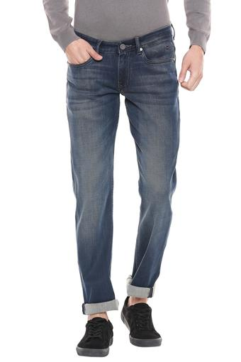 LOUIS PHILIPPE JEANS -  Navy Jeans - Main