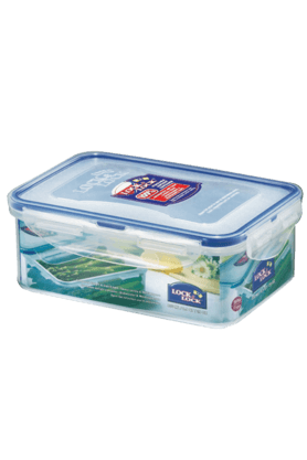 LOCK & LOCK Classics Rectangular Food Container - 850ml