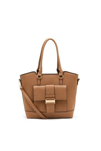 GIORDANO -  Brown Satchel - Main