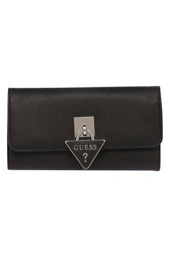GUESS -  BlackWallets & Clutches - Main