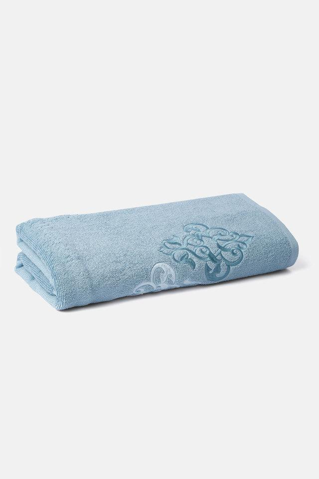 TREASURES - Aqua Bath Towel - Main