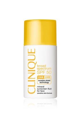 CLINIQUESpf 50 Mineral Sunscreen Fluid For Face 30 Ml