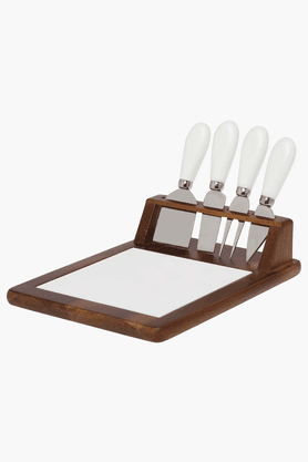 FERN 4 Knife & Board Set