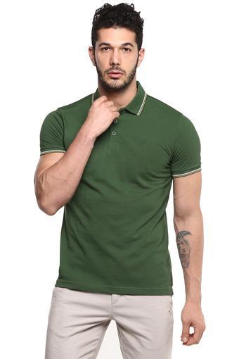 UNITED COLORS OF BENETTON -  OliveT-shirts - Main