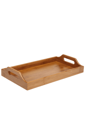 BACK TO EARTH Bamboo Tray - Medium