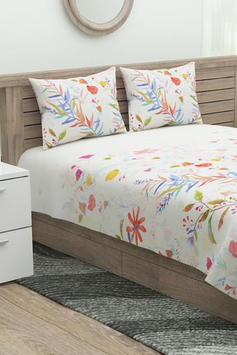 MAISHAA -  Multi Double Bed Sheets - Main