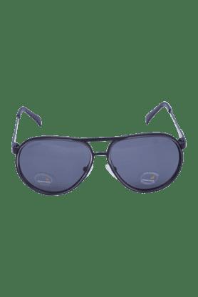 FASTRACKBlack Aviators Sunglass For Men-M141BK1P