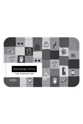 SHOPPERS STOP GIFT VOUCHERS - Gift Card - Main