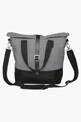 MOHAWKWomens Zipper Closure Tote Sling Bag