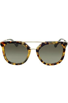 Womens Brow Bar UV Protected Sunglasses - PR13QS 7S04M1-7S04M1