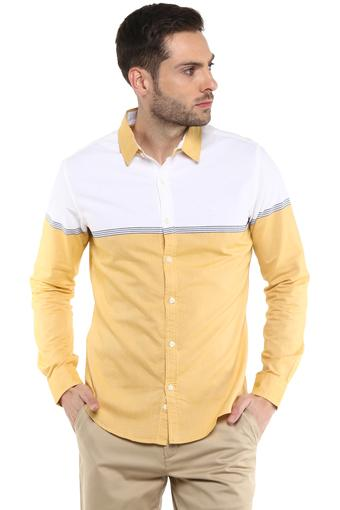 UNITED COLORS OF BENETTON -  YellowShirts - Main