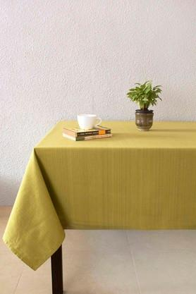 Frida Sombre 100% Cotton Table Cover - Green