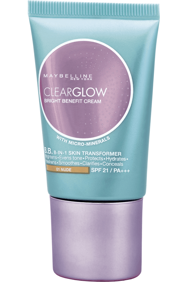 Clear Glow Bb Cream