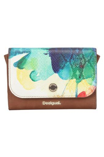DESIGUAL -  White Wallets & Clutches - Main
